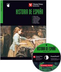 HISTORIA DE ESPAÑA 2ºBACH (G) 09