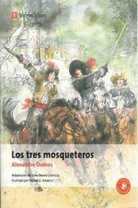 LOS TRES MOSQUETEROS (CLASICOS ADAPTADOS)