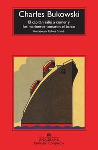 EL CAPITAN SALIO A COMER Y LOS MARINEROS...(CM)