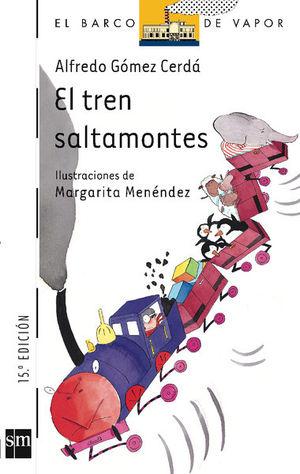 BVB.100 EL TREN SALTAMONTES