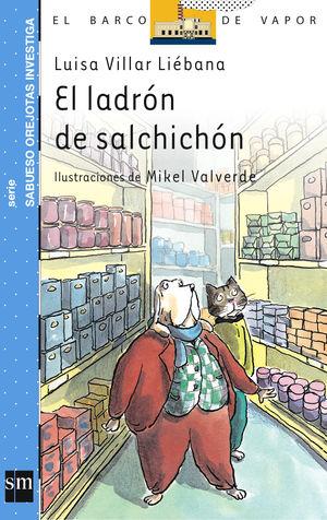 BVASO.1 EL LADRON DEL SALCHICHON