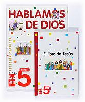 RELIGION 5  HABLAMOS DE DIOS - SM