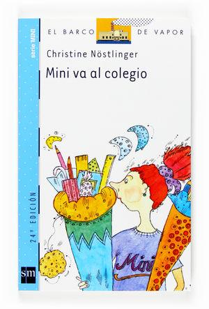 BVM. 1 MINI VA AL COLEGIO