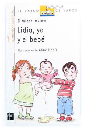 LIDIA YO Y EL BEBE