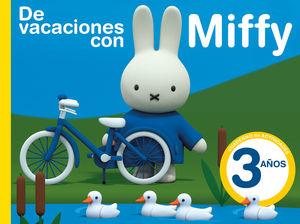 DE VACACIONES CON MIFFY - 3 AÑOS (CUADERNOS DE ACTIVIDADES DE MIFFY)