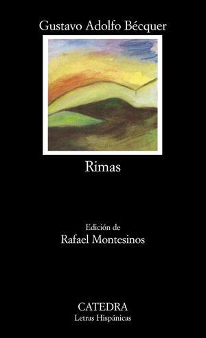 RIMAS - GUSTAVO ADOLFO BECQUER - CATEDRA