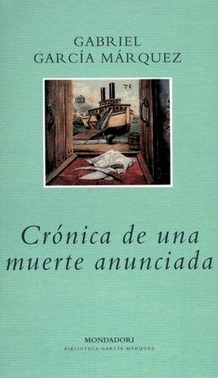 CRONICA DE UNA MUERTE ANUNCIAD