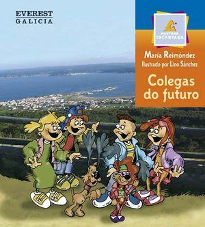 (G).COLEGAS DO FUTURO.(MONTAÑA ENCANTADA) 1OS.LECTORES