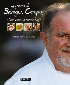 LA COCINA DE BENIGNO CAMPOS