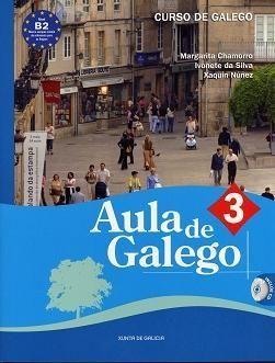 AULA DE GALEGO 3 (CURSO DE GALEGO) CON CD