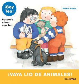 VAYA LIO DE ANIMALES