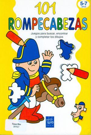 101 ROMPECABEZAS - YOYO