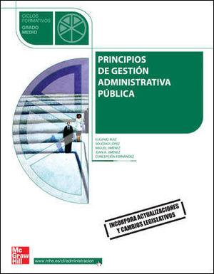 (09).(G.M).PRINCIPIOS GESTION ADMINISTRATIVA PUBLI