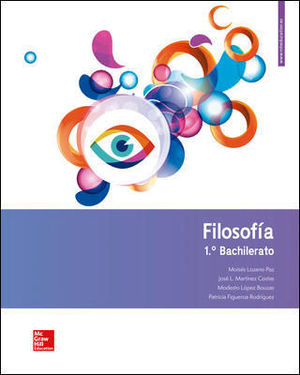 FILOSOFIA 1 BACHILLERATO. LIBRO DEL ALUMNO