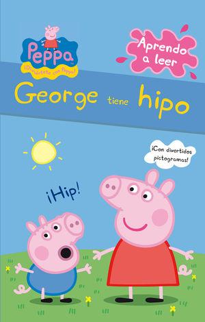 GEORGE TIENE HIPO.(PEPPA PIG) (CON PICTOGRAMAS)