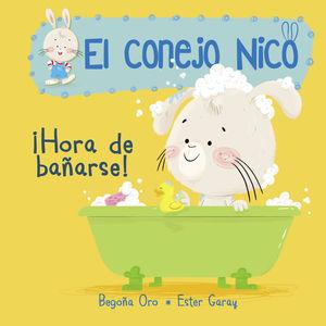¡HORA DE BAÑARSE! (EL CONEJO NICO 2)