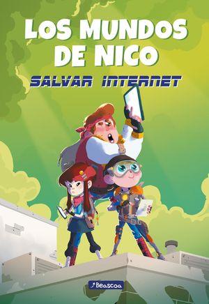 LOS MUNDOS DE NICO SALVAR INTERNET