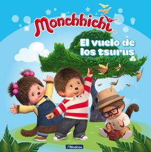 EL VUELO DE LOS TSURUS (MONCHHICHI)