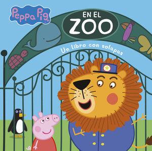 EN EL ZOO PEPPA PIG UN LIBRO CON SOLAPAS