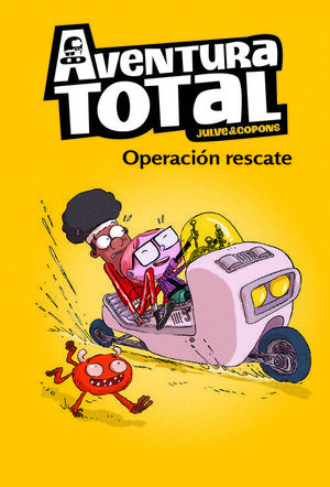 OPERACIÓN RESCATE (SERIE AVENTURA TOTAL)