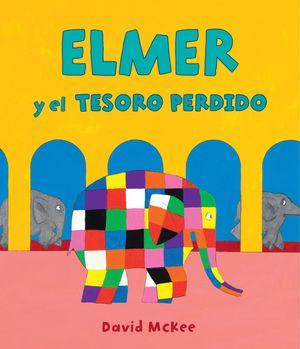 ELMER Y EL TESORO PERDIDO (ELMER. ÁLBUM ILUSTRADO)