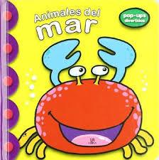 ANIMALES DEL MAR POP UP DIVERTIDOS