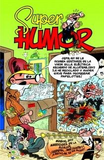 52 SUPER HUMOR MORTADELO Y FILEMON