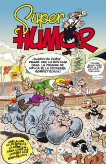 54 SUPER HUMOR MORTADELO Y FILEMON