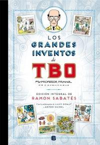 GRANDES INVENTOS DE TBO DE SABATES