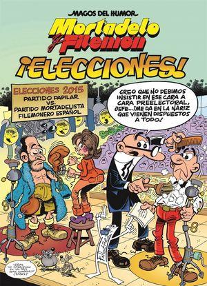 M.HUMOR Nº 179 ELECCIONES