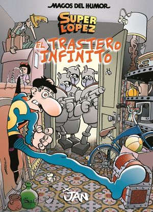 181 EL TRASTERO INFINITO MAGOS DEL HUMOR