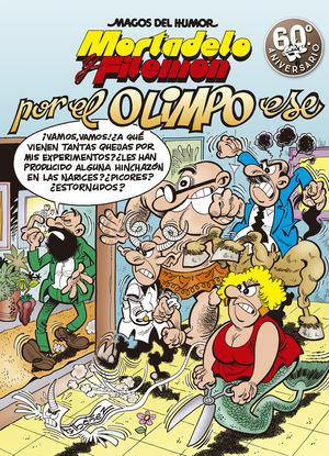 192 POR EL OLIMPO ESE / MAGOS DEL HUMOR