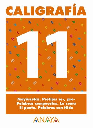 CALIGRAFÍA 11