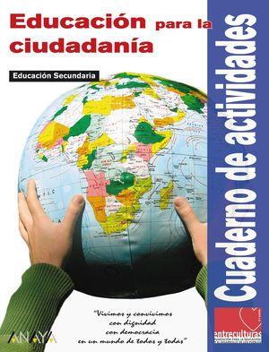 CUADERNO EDUCACION CIUDADANIA 2ºESO