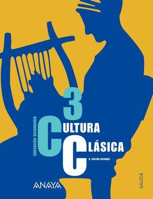 CULTURA CLÁSICA, 3 ESO (GALICIA)