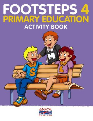 FOOTSTEPS, 4 EDUCACIÓN PRIMARIA. ACTIVITY BOOK