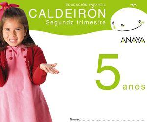 CALDEIRON 5 ANOS 2 TRIM