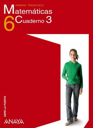 CUADERNO MATEMATICAS 6-3 TRIM(ABRE PUERTA)