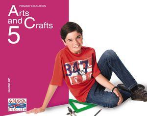 ARTS AND CRAFTS 5. WORKBOOK.