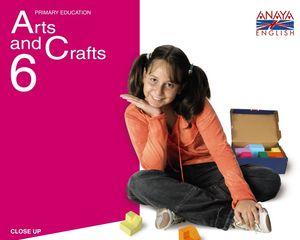 ARTS AND CRAFTS 6. WORKBOOK.