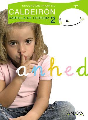 CARTILLA DE LECTURA 2 CALDEIRON