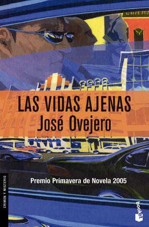 VIDAS AJENAS / JOSE OVEJERO / BOOKET