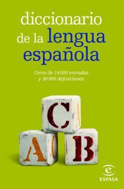DICCIONARIO DE LA LENGUA ESPAÑOLA-MINI