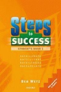 (05).STEPS TO SUCCESS 1O.ST (BACHILLERATO)