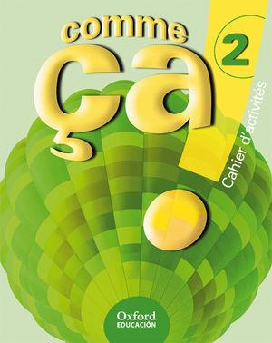 (08).COMME CA! 2O.ESO CUADERNO-FRANCES