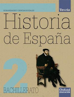 HISTORIA TESELA 2ºBCH /CD OXFORD
