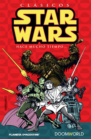 CLASICOS STAR WARS I (HACE MUCHO TIEMPO)