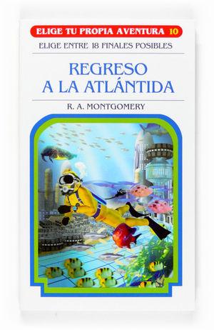EPA.10 REGRESO A LA ATLANTIDA
