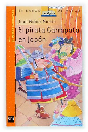 BVPG.10 EL PIRATA GARRAPATA EN JAPON