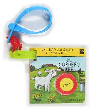 CORDERO BEE. COLGADOR CON SONIDO